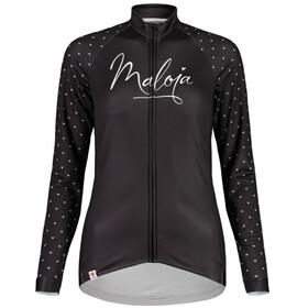 Maloja ArgoviaM. 1/1 Longsleeve Bike Jersey Women moonless